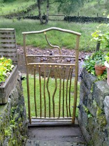Ash gate