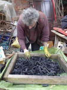 charcoal rupert