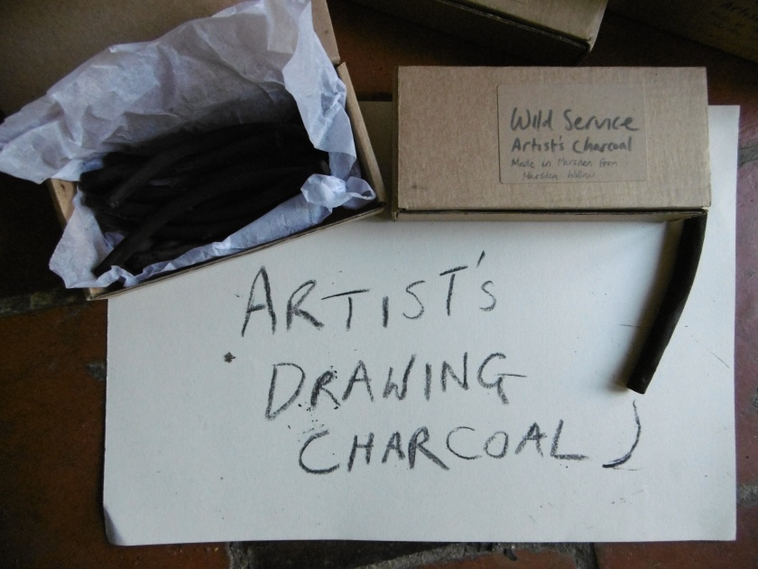 artists charcoal